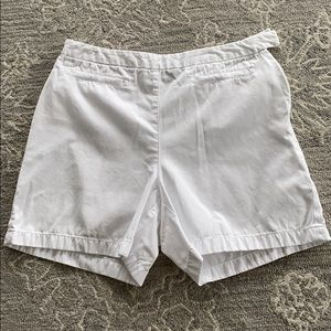 White Ann Taylor shorts